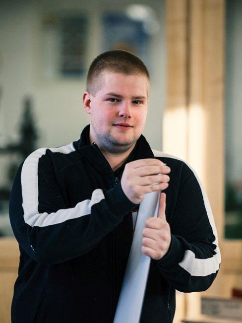 Jannik Heinrich :